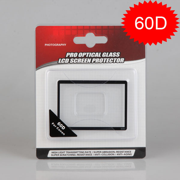 Camera LCD Screen Protector Cover Optical Glass for <font><b>Canon</b></font> <font><b>EOS</b></font> 600D 1000D 1100D <font><b>550D</b></font> 70D DSLR <font><b>Accessories</b></font> image