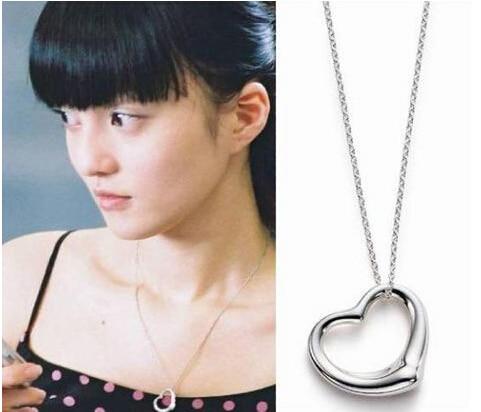 Высокое качество Bijoux ininfity Сердце Сова Кристалл крест лист минималистичные короткие Подвески до ключицы ожерелья для женщин ювелирные изделия цепи ожерелье - Окраска металла: N015silver