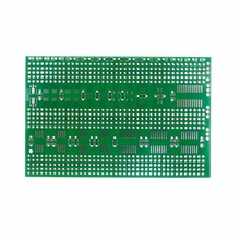 1PC 7x11cm Single Side SMD Prototype Universal PCB Plate Experiment Circuit Board