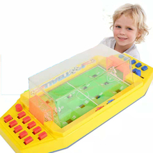 Button ejection, simulation imitation football game,Mini Foosball Sport Toy,double play mode,finger soccer table football field недорого