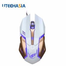 2400DPI USB Wired Gaming Mouse T1 Gamer Optical Laptop Mice For PC Mac Laptop computer Sport LOL Dota