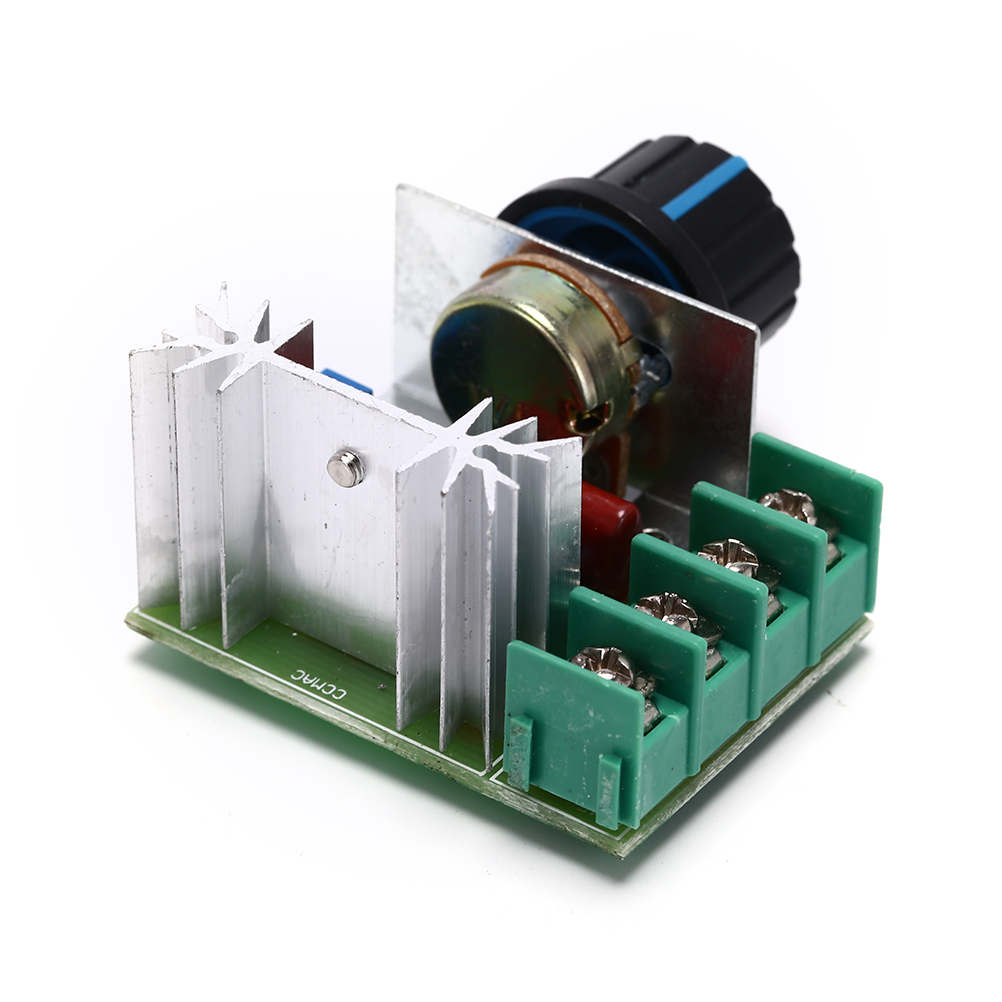 Thyristor Electronic Dimmer 220V Silicon Controlled Rectifier SCR Voltage Regulator Speed Control Temperature Thermostat 2000W
