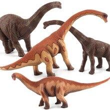 Big Size Dinosaurs Model Toys Brachiosaurus Brontosaurus Dinosaur Animal Figures For Kids