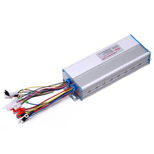 1pc 48V-72V 1000W Brushless Motor Controller 18 Fets Hall For Electric Bike Bicycle Scooter E-bike Tricycle New(China)