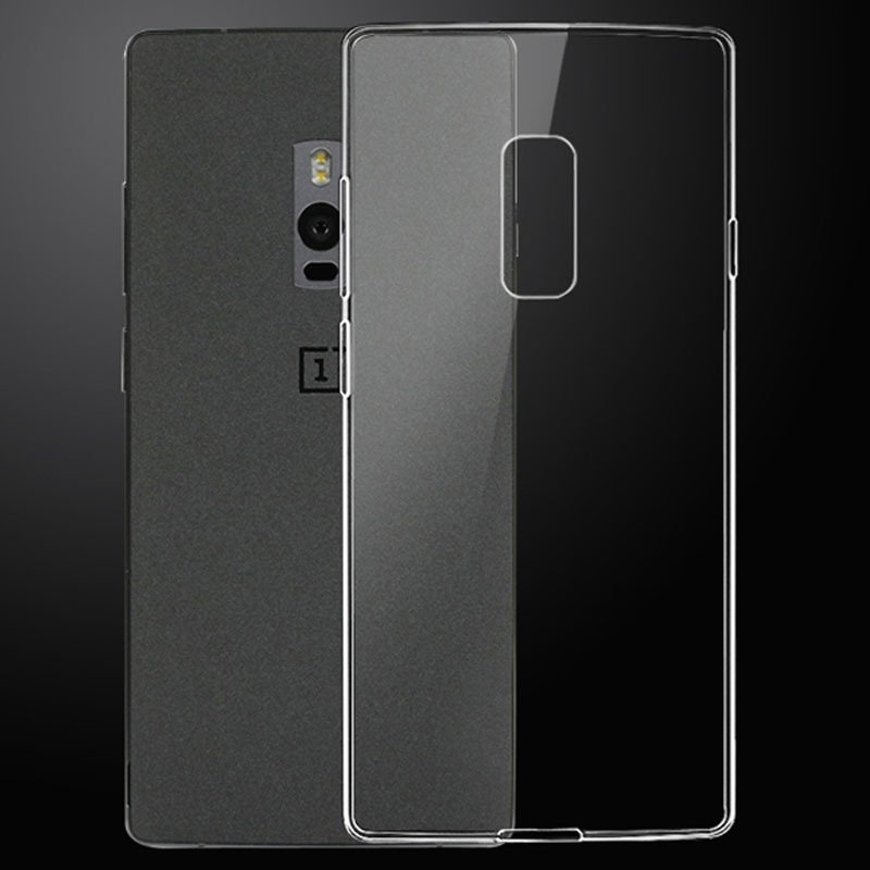 best service d394e 643a2 Brand New for OnePlus 2 Case Cover Ultrathin Silicone Edge Protective Back  Cover Phone Cases for OnePlus Two Cover One Plus 2