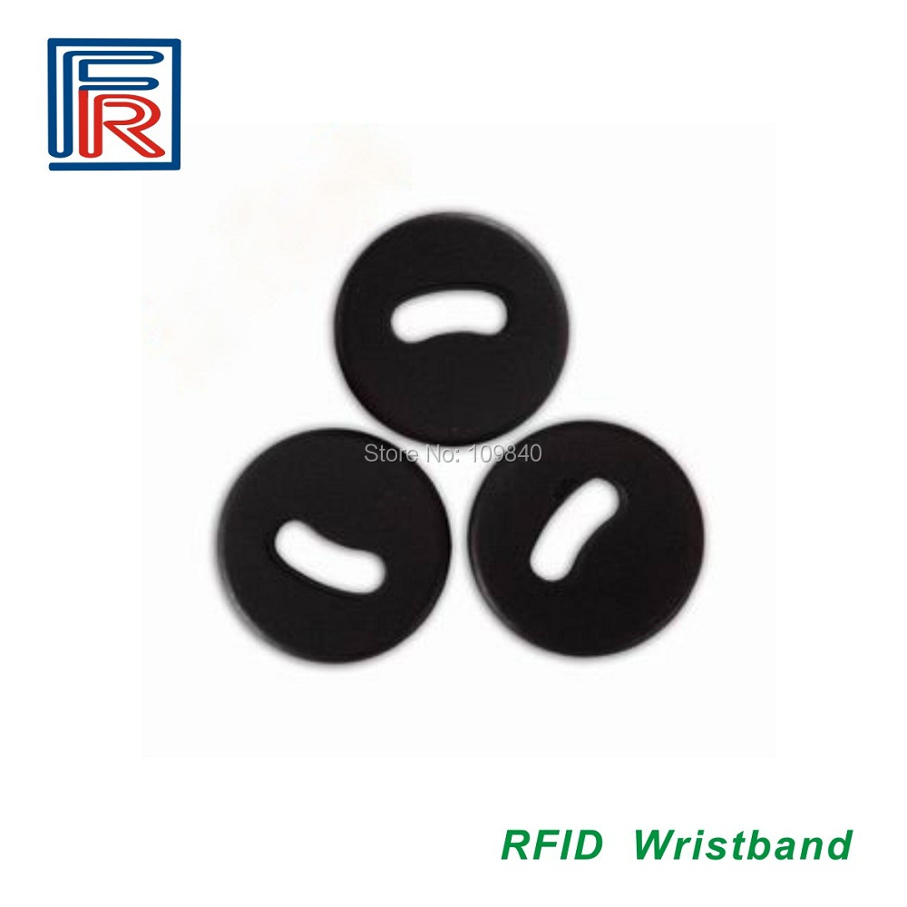 100pcs 125KHZ RFID PPS Laundry Tag 26mm with EM4100 only-read ip camera monitoring probe 720p webcam wifi wireless remote monitoring free phone wiring
