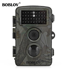 BOBLOV CT007 High Quality 1080P HD Hunting Trail Camera Infrared Digital Camera IR LED Night Vision Wildlife Scouting Device