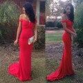 Longo vestido de baile 2016 Borgonha Barato Incrível Sereia vestidos de Baile vestidos de formatura vestido de festa Mulheres vestidos