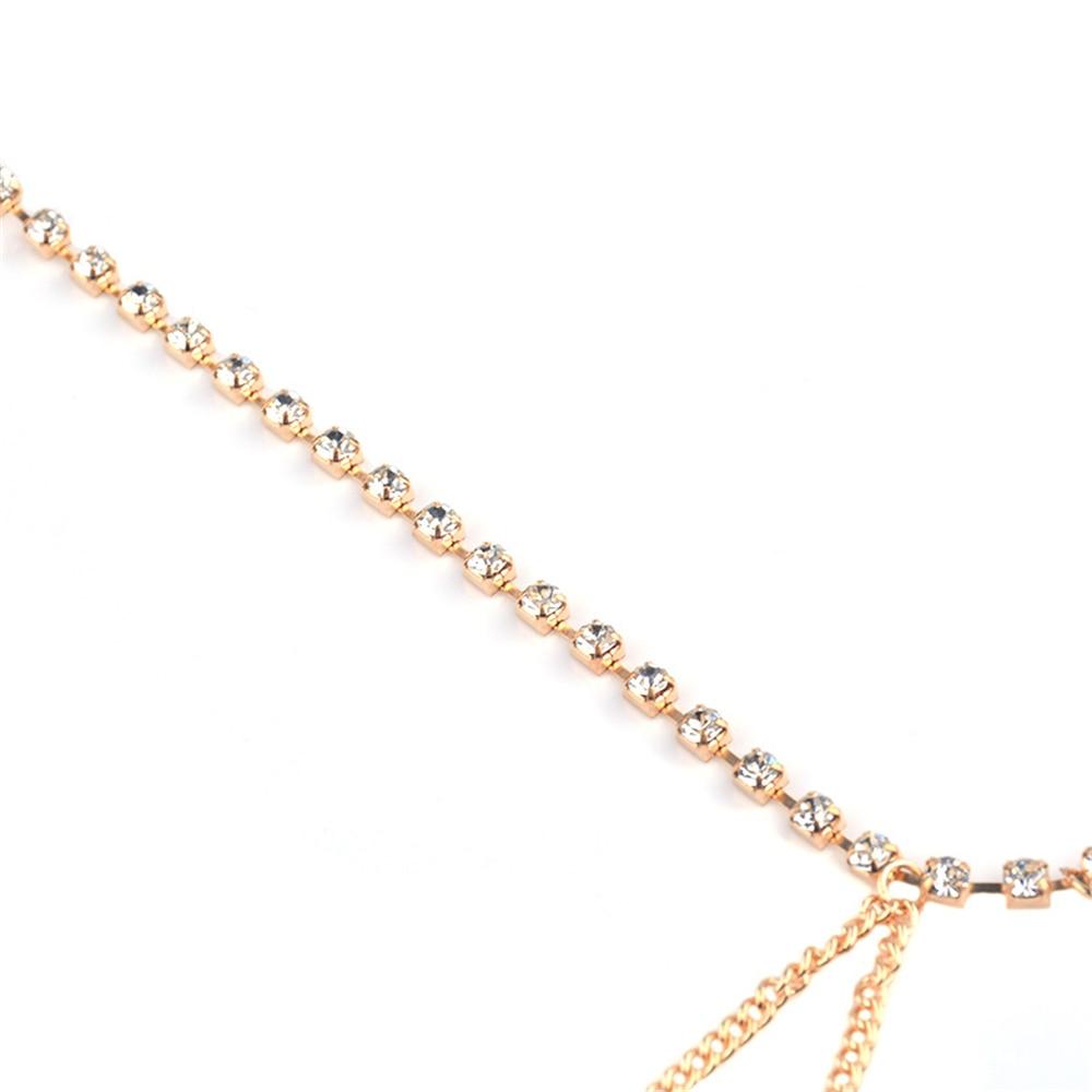 Δωρεάν αποστολή 3 στρώματα αλυσίδα - Κοσμήματα μόδας - Φωτογραφία 4