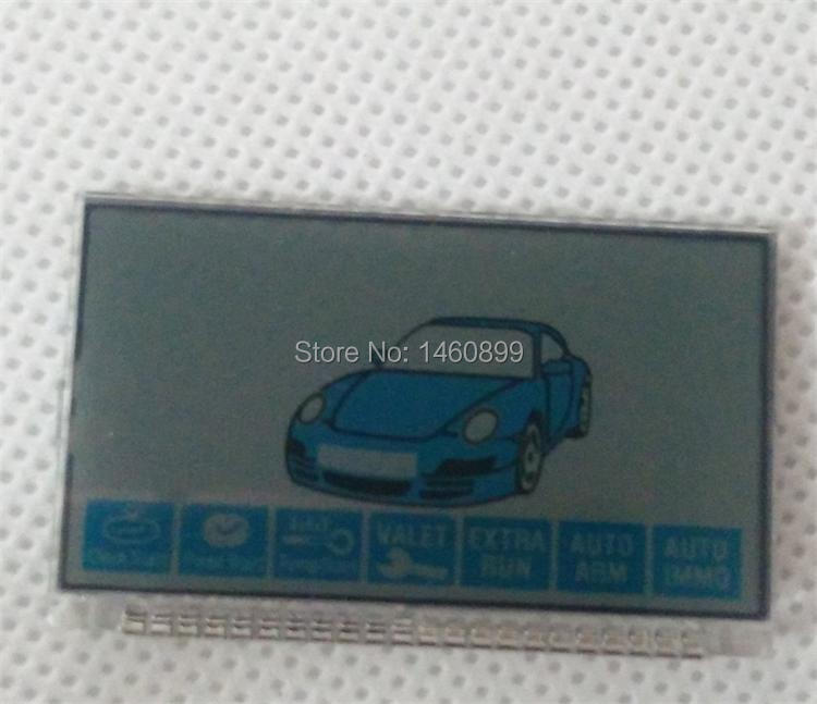 LCD display Screen, for Two way Car Alarm System Starline Twage B9 lcd remote controller Keychain key chain fob