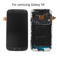 Top Quality LCD For Samsung Galaxy S4 Gt I9500 I9505 LCD Display Touch Screen With Digitizer