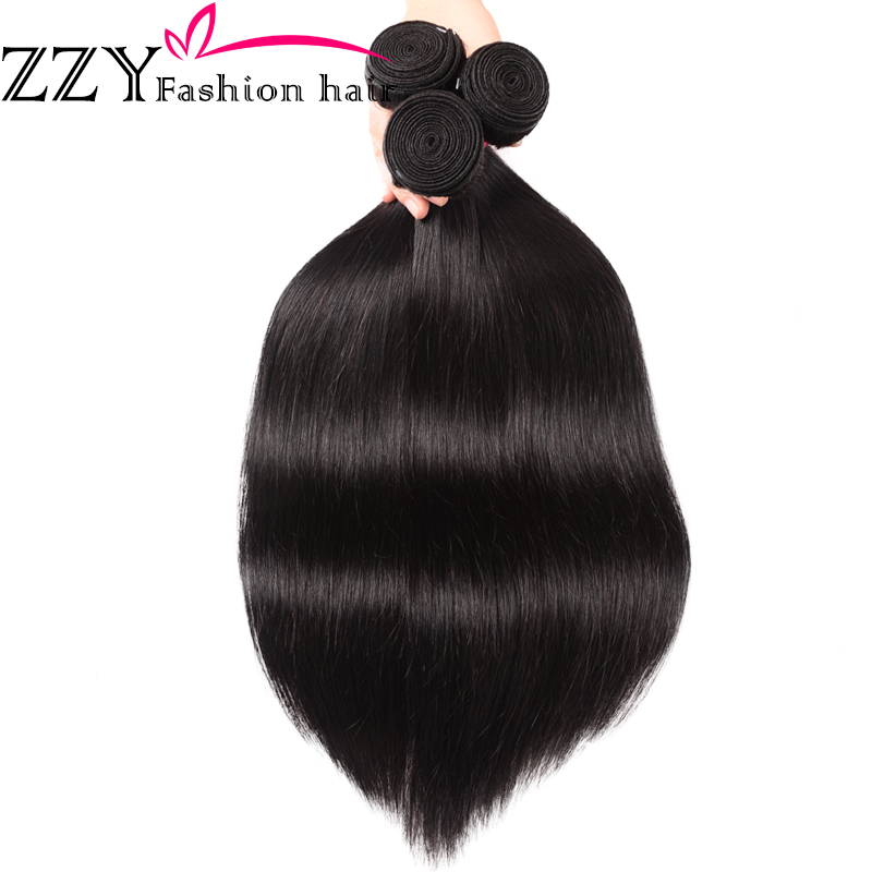 Human Hair Weaves Hair Extensions & Wigs Grade 8a Peruvian Straight Hair 3 Bundles 100% Human Hair Extensions 1b Non Remy Human Hair Weave To Be Distributed All Over The World