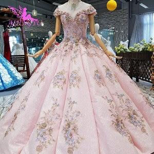 Image 3 - AIJINGYU Tốt Nhất Cô Dâu Váy Áo Choàng Bướm Frocks Hàng Châu Thay Đổi Victoria Áo Cưới Trắng Đầm
