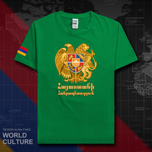 17c3e0d66a55d Армения армянская рука Мужская футболка Мода 2018 майки nation team 100%  хлопок футболка тренажерные залы