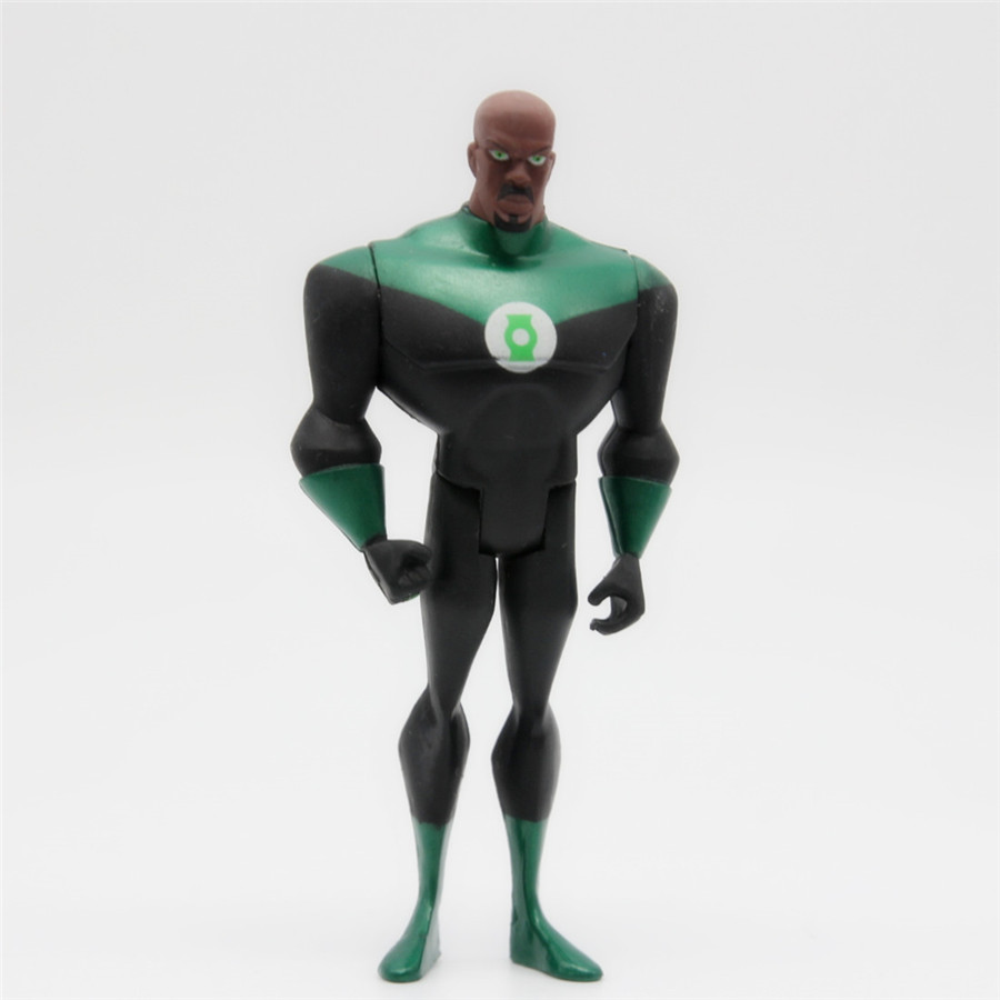JUSTICE LEAGUE UNLIMITED Katma Tui DC Universe Action FIGURE