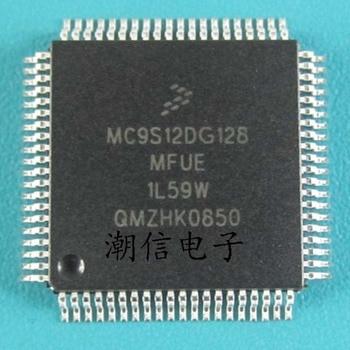 Free shipping   new100%   MC9S12DG128MFUE-1L59W  QFP