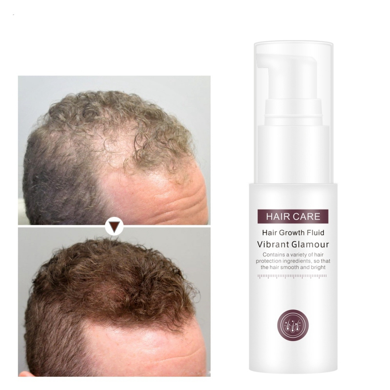 Haid Growth Fluid Nourish Roots Hair Thick and Shiny Prevent Hair