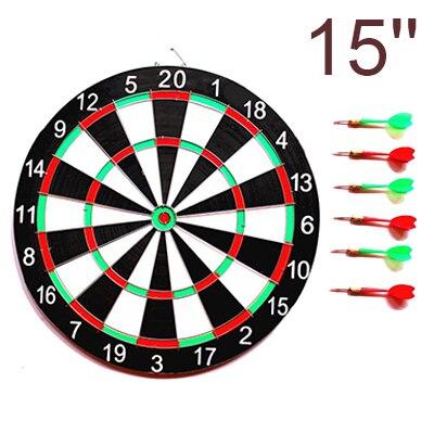 15 Inch 6 Darts