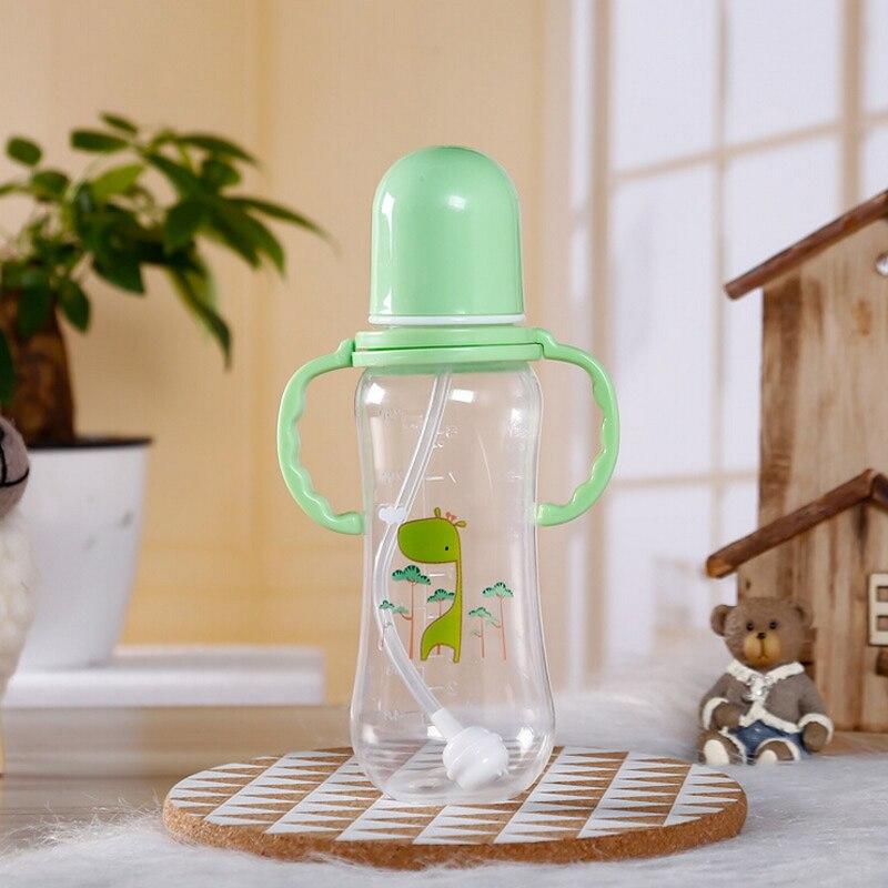 Portable Feeding BPA Free Safe Newborn Kids Nursing Care Feeder  Milk BottleCYC