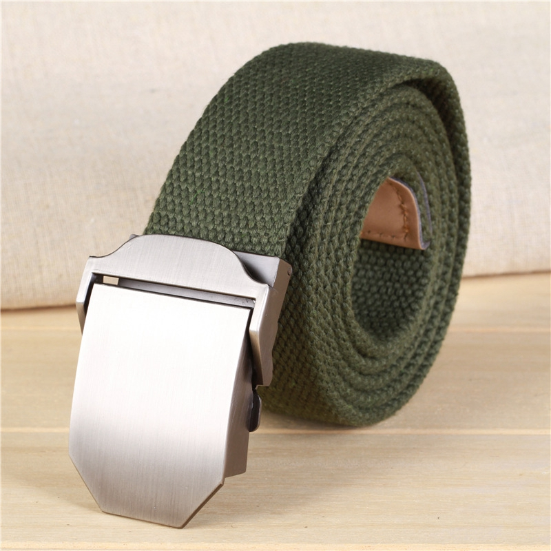 2017 Hot Canvas Tactical Casual Belts s