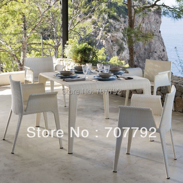 Popular Outdoor Wicker Dining Sets Buy Cheap Outdoor Wicker Dining