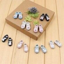 1/6 обувь Blyth doll 4 разных цвета обувь с кошкой подходит для 30 см ICY blyth doll F& D профессиональный дизайн