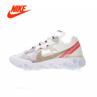 Nike Upcoming React Element 87 Women's Running Shoes Sport Sneakers Outdoor Low Top Designer Original Authentic AQ1090 100