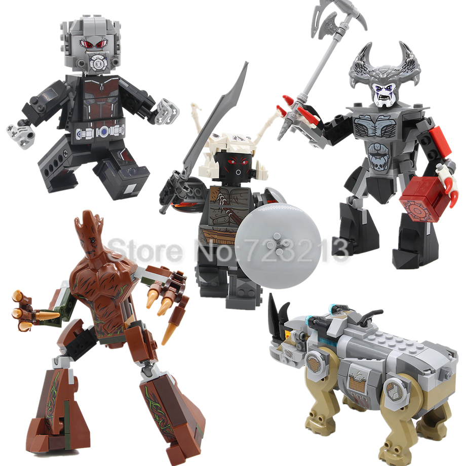 14cm Ant-Man Super Hero Marvel Set Antman Ant Man Ares Heroes Building Blocks Sets Models Bricks Toys For Children D120 Legoing