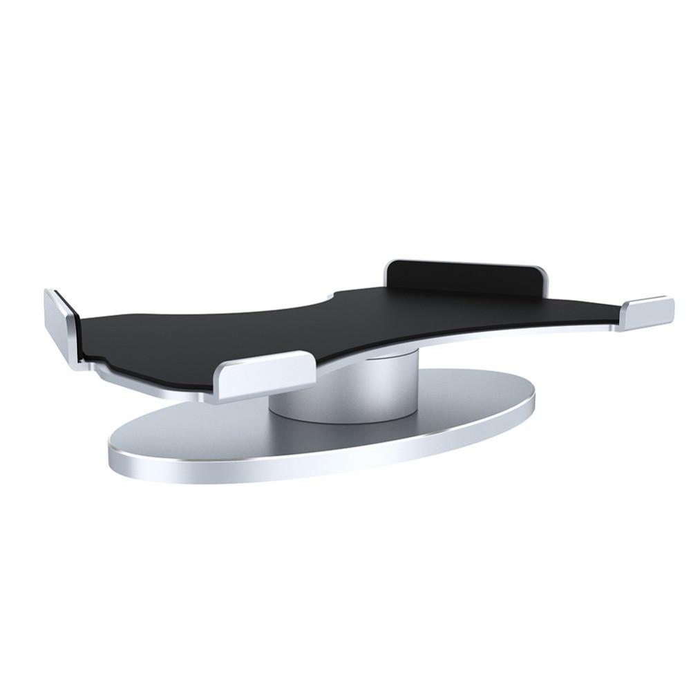 In Lega di alluminio Del Basamento per Amazon Echo Spettacolo e 360 Girevole Altoparlante del Metallo Della Protezione di Base Staffa di Montaggio