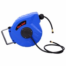 ( Ship from Germany) 10M Automotive Compressed air hose reel Plumbing Hoses retractable reel