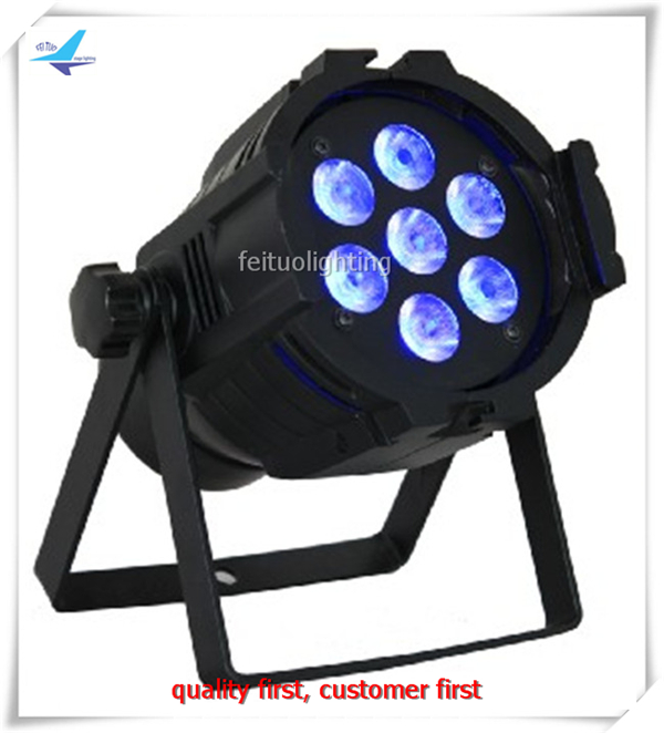 T-12 X Mini led par light RGBWA 5in1 7x15w stage lighting par led DJ Stage equipment system for disco party wedding lighting entertainment system modern outdoor professional commercial lighting led dj light mini party for mixer audio