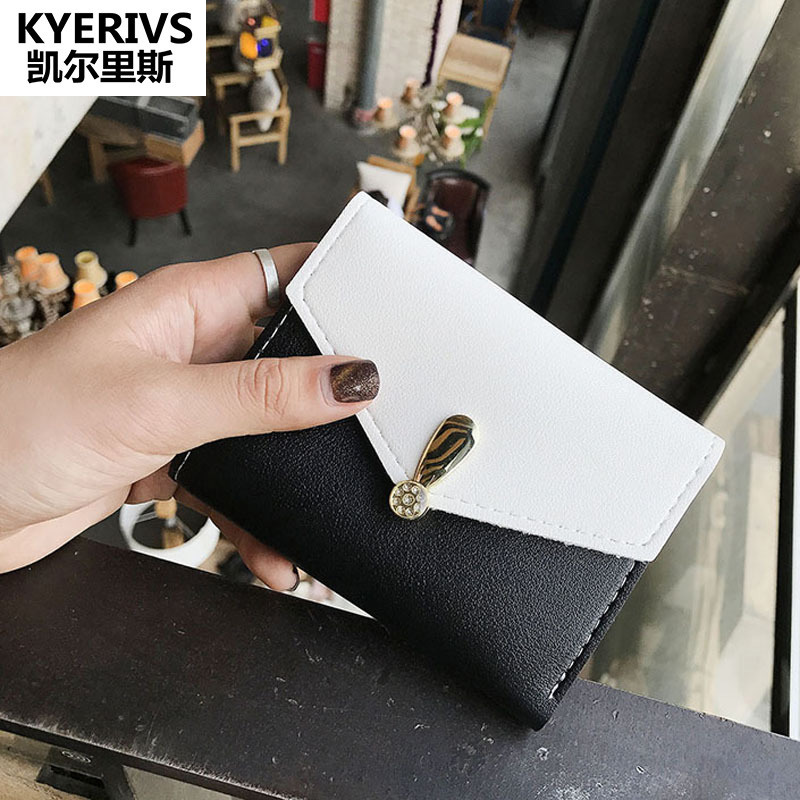 Womens Wallets and Purses High Quality Pu Leather Purse Women Wallet Fashion Slim Wallet Brand Design Women Purse Card Holder
