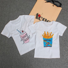 Budremmy Bobo Choses 2017 Summer T-shirts for Girls Boys Unisex Fashion Cotton Short-Sleeved Children Clothing Kids Baby Top