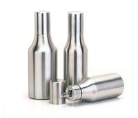 1PC 750ml 304 Stainless Steel Oil Dispenser Leak Proof Oiler Spice Jar Kitchen Supplies Creative Cruet