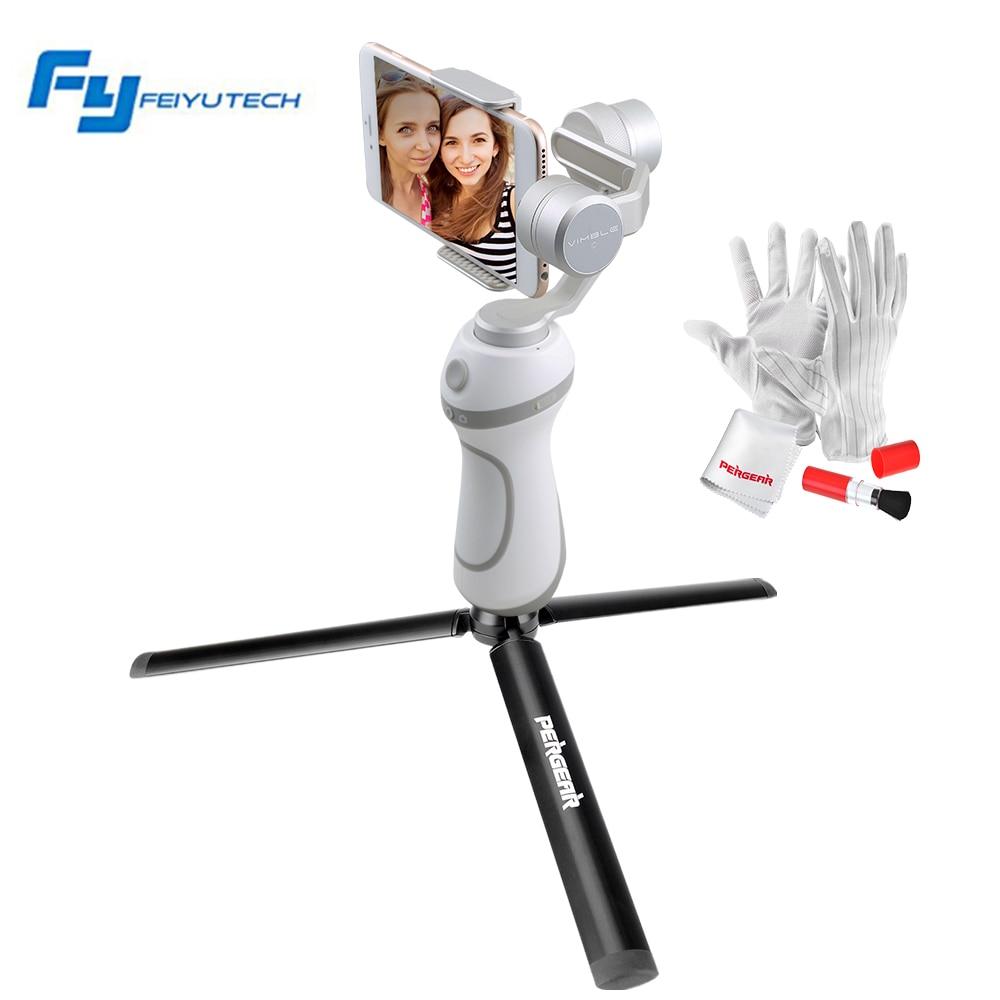 bilder für FeiyuTech Feiyu Vimble C 3-achsen Hand Gimbal Tragbare Smartphone Stabilisator für iPhone Vertikale Schießen PK Zhiyun GLATT Q