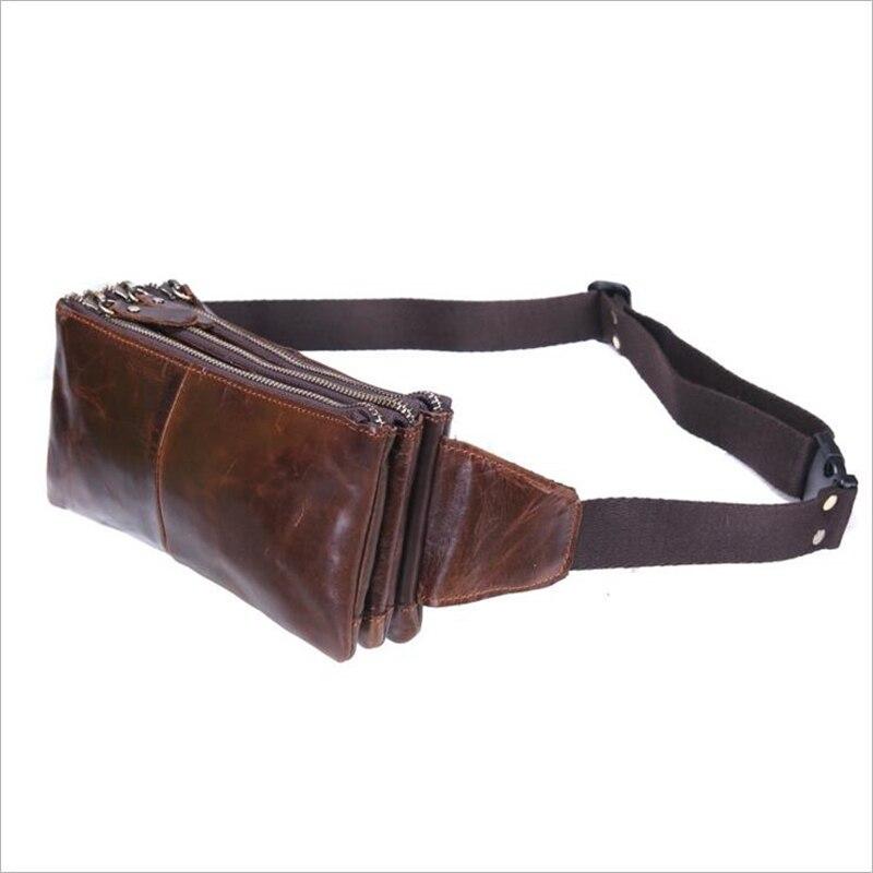 bolsa da cintura de couro Modelo Número : Whb72