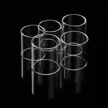 Cewka ojciec wymiana szklana rurka do Melo 3 Melo 3 Mini Tank iJust 2 iJust S TFV8 RTA czysta zastępująca Pyrex szklany zbiornik tanie tanio Coil Father Zestaw narzędzi Replacement Glass Tube for RTA Tank Szkło Electronic Cigarette