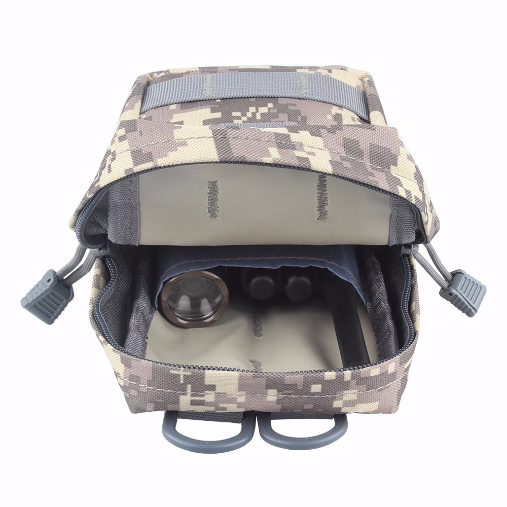 Hot Outdoor Tactical Molle Waist Bags Dump Pouch Purse Medic Pouch Molle Bag Sports Hunting Accessories Superior Materials Home