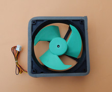 NMB FBA12J12M 12V 0.23A 3wire refrigerator cooling fan