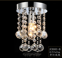 Crystal LED Chandelier Light e14 led Fixtures For Home Living dining Room Ceiling Lamp Indoor Home Decora Bedroom Pandent Lamp
