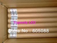 4ft 25w dimmable led fluorescent tube light t8 1.2m one end input lighting lamp ac110v 60hz/ac220v 50hz 60pcs/lot wholesale