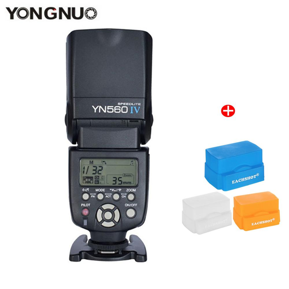 Yongnuo YN560IV YN560 IV YN 560 Flash Speedlite for Canon