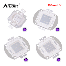 ANJOET 10W 20W 30W 50W Lamps High Powe UV Purple LED integrated chips 395Nm High Power COB Ultraviolet Lights