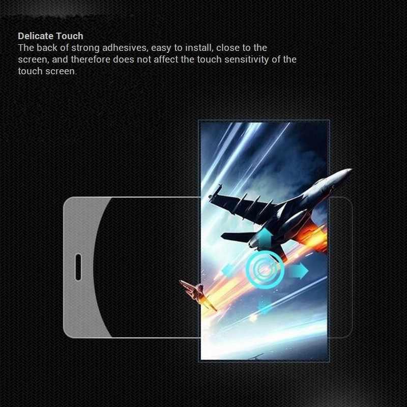 2 Chiếc Cho Sony Xperia Z5 0.26 Mm 2.5D Cường Lực Có Kính Cường Lực Phim Bảo Vệ Màn Hình Trong Cho Sony Xperia Z5 kính Cường Lực