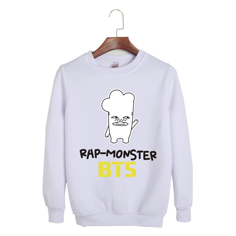 RAP MONSTER White