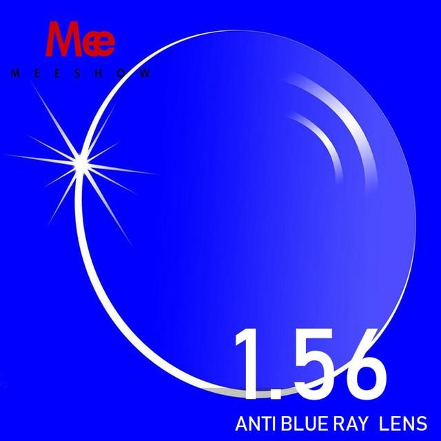 c9e4446ebd 1.56 ASP CR-39 Resin lenses Optical Lens Anti Blue Ray Reflective Coating  Lens Eyeglass for Myopia Presbyopia or Reading
