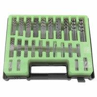 150pcs 0 4mm 3 2mm HSS Micro Bit Twist Drill Set Mini HSS Drill Precision With