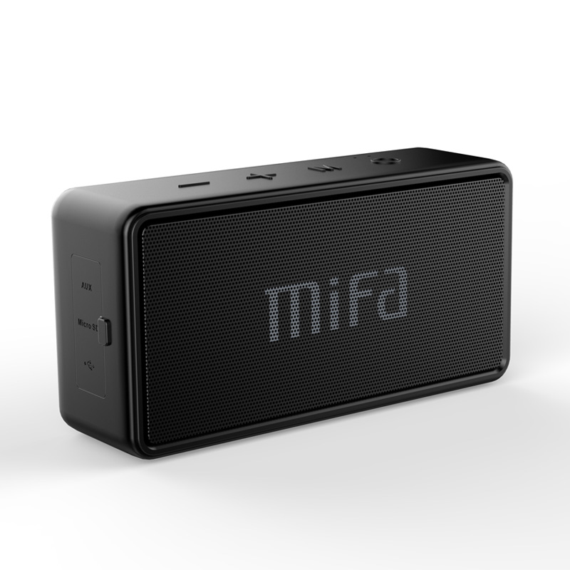 Mifa A2 Portable Wireless Bluetooth Speaker with IPX7 Waterproof Super Bass Wireless Stereo Speakers Support TF AUX exrizu ms 136bt portable wireless bluetooth speakers 15w outdoor led light speaker subwoofer super bass music boombox tf radio