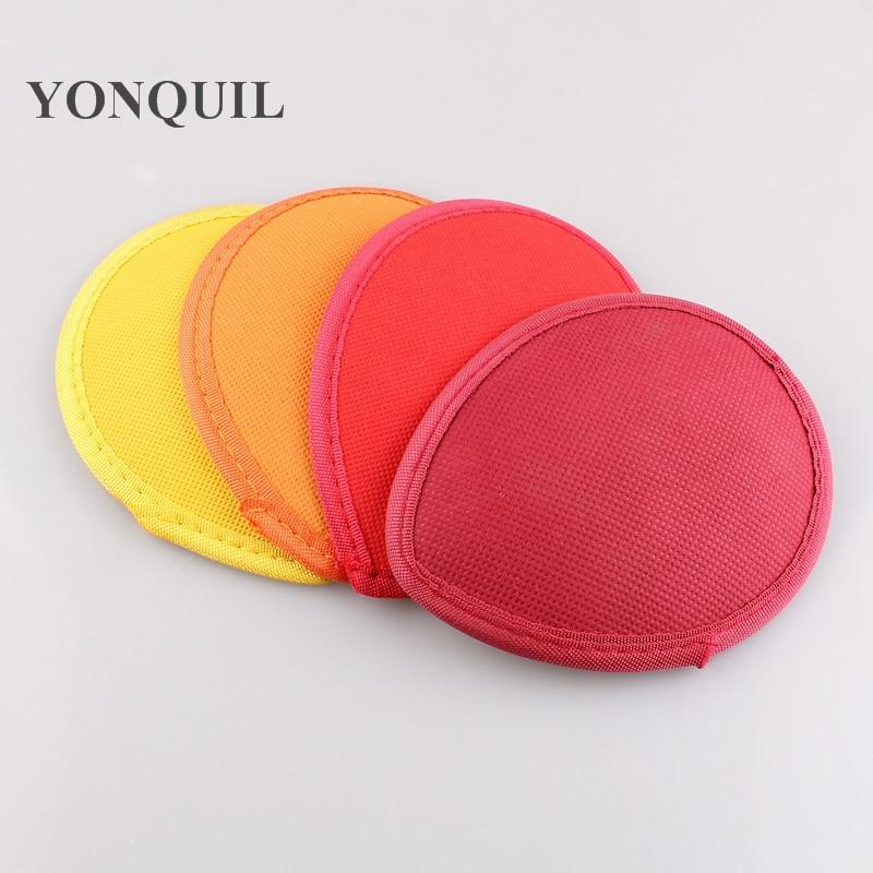 Teardrop чародейная база DIY аксессуары для волос красивые головные уборы millinery Женская шляпка для церкви вечерние головные уборы разноцветные в случайном порядке