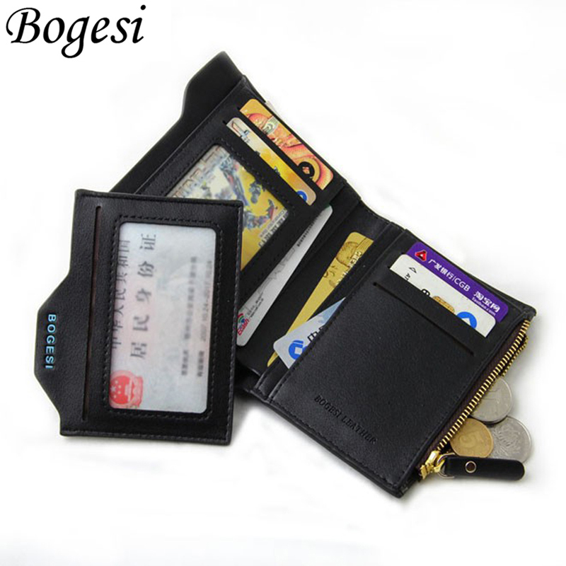 Small Short Coin Klachi Cuzdan Male Men Wallet Purse Walet Bag Money Slim Vallet Kashelek Partmone Portmann Kashelki Partmane in Wallets from Luggage Bags